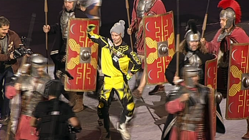 Video VIP zprávy: Show Gladiator Games byla opravdu úchvatná. Podívejte se!