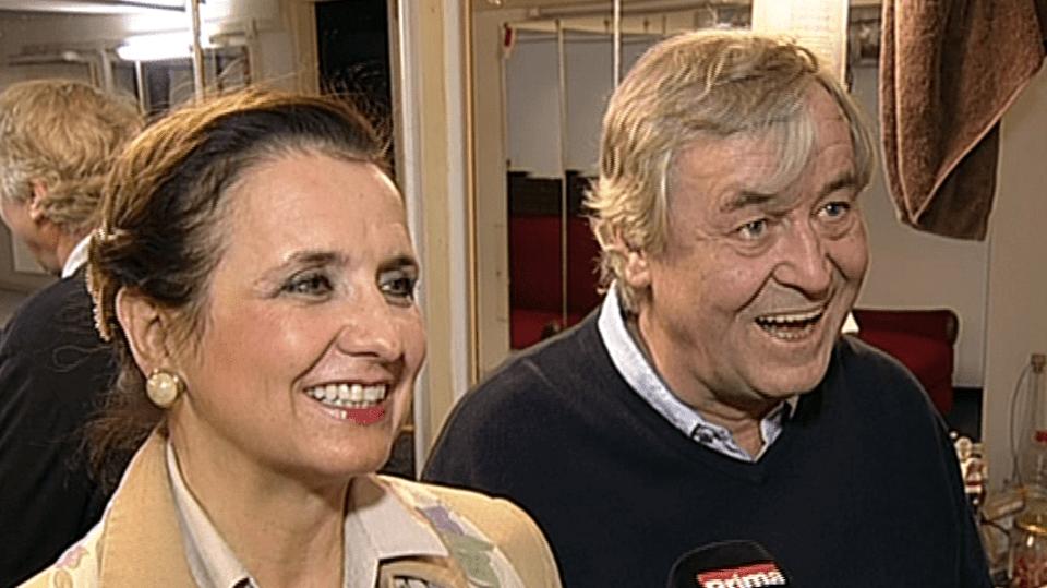 video VIP zprávy: Veronika Freimanová a Zdeněk Žák už spolu odehráli 400 představení