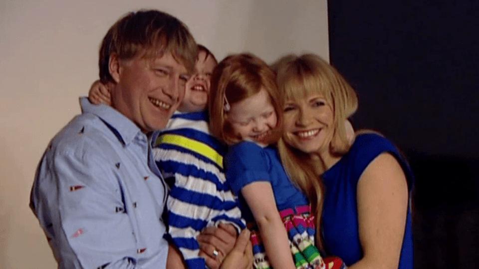 Michal Dlouhý s manželkou plánují do budoucna ještě třetí dítě. Prý zase klidně dceru!