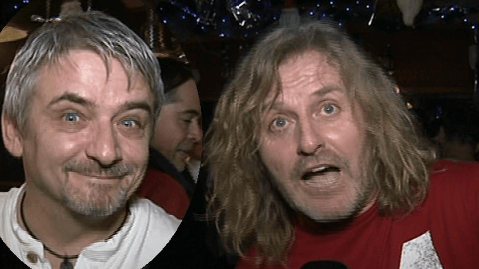 """Video VIP zprávy: Na večírku """"U Slepiček"""" bylo opravdu veselo"""