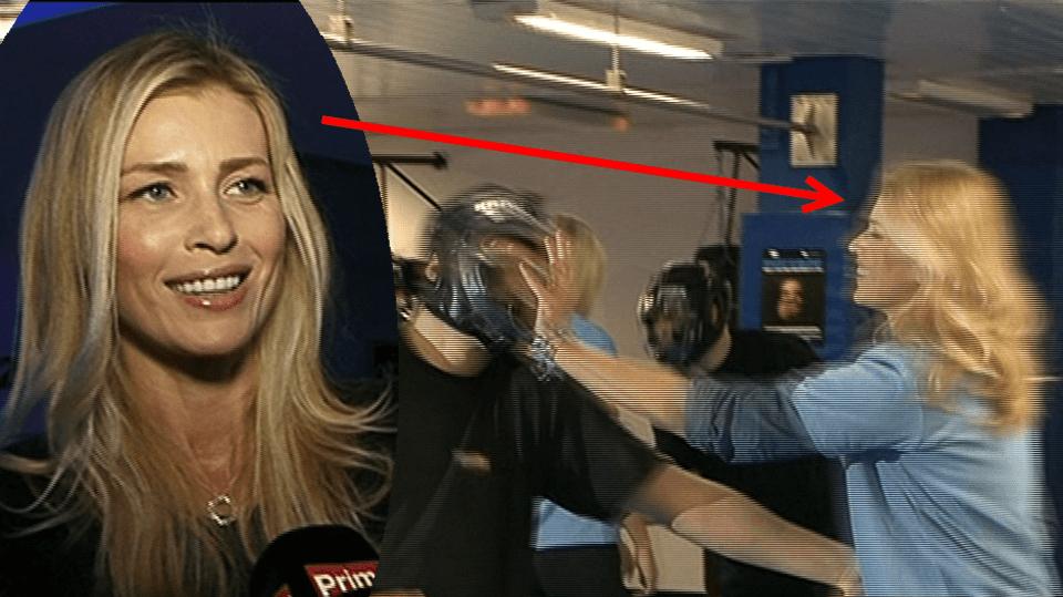 video VIP zprávy: Modelka Daniela Peštová je drsná - umí bojovat s útočníky!