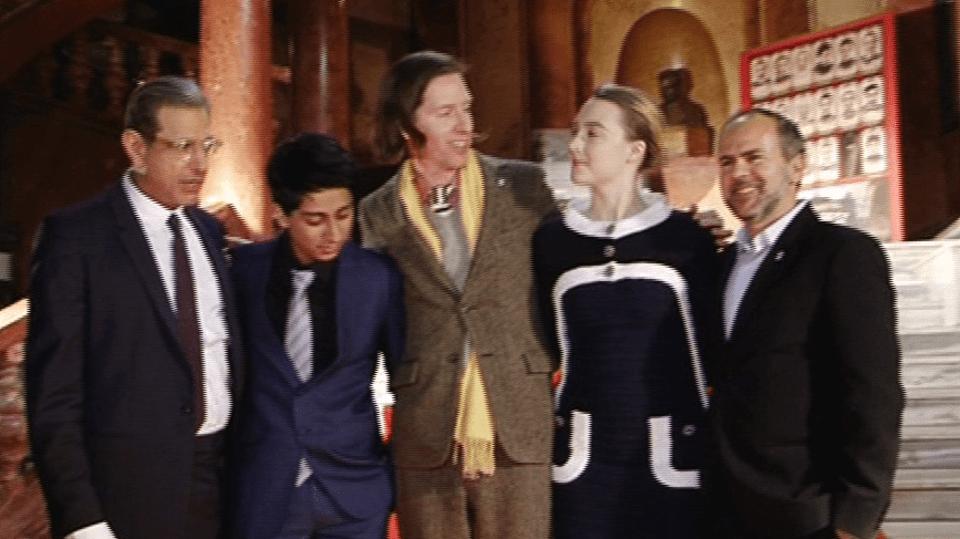 Video VIP zprávy: Nový film Hotel Budapešť s Jeffem Goldblumem už běží v našich kinech
