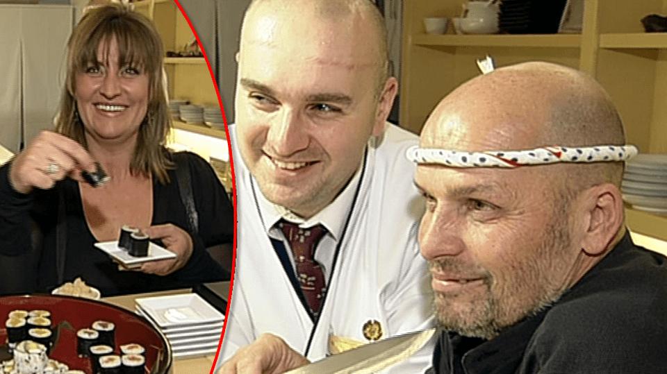 Video VIP zprávy: Šéfkuchař Zdeněk Pohlreich otevřel novou restauraci specializovanou na japonskou kuchyni