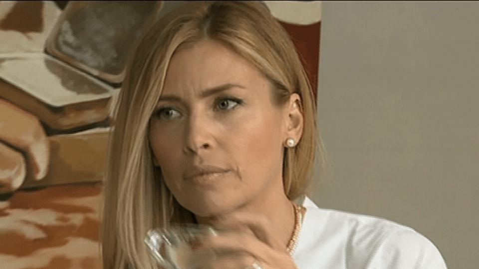 Video VIP zprávy: Za krásnou postavou topmodelky Peštové je tvrdá dřina a odříkání
