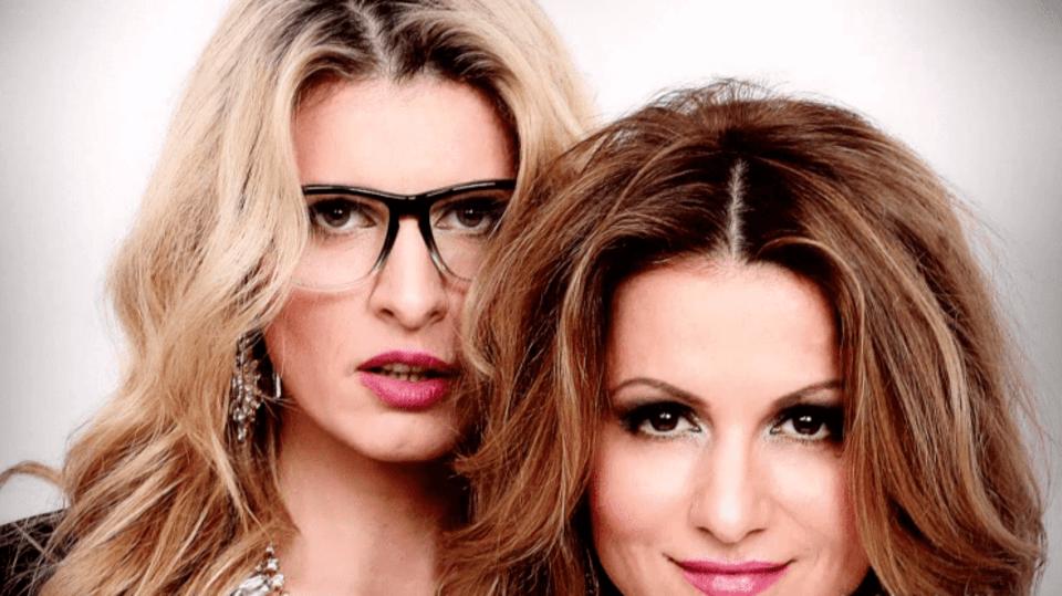 Yvetta Blanarovičová si už se svou nevlastní sestrou rozumí