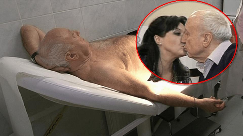 Video VIP zprávy: Felix Slováček skončil na kapačkách. A poslal na ně i svou ženu Dádu Patrasovou!