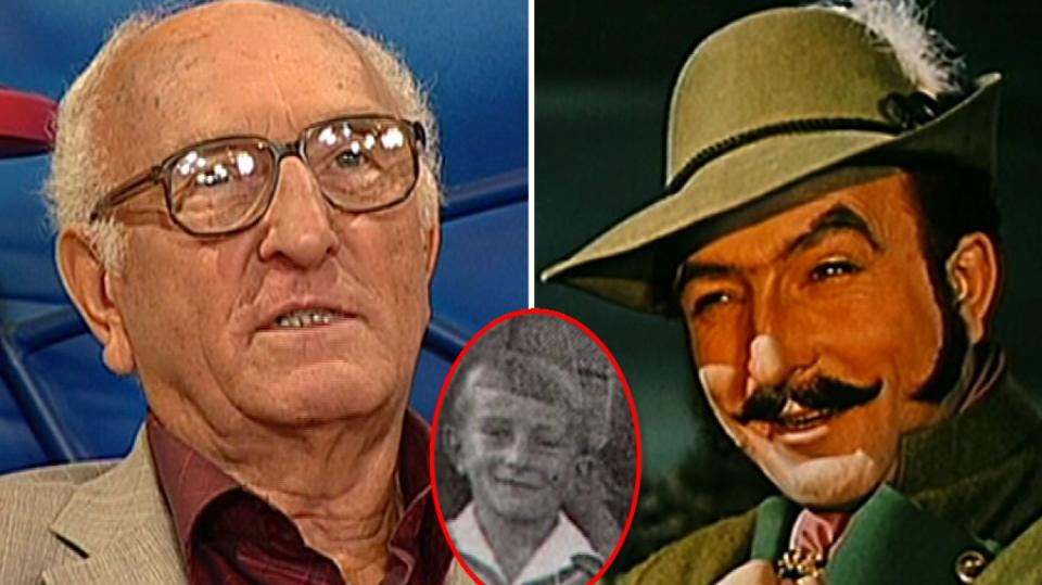 Video VIP zprávy: herec Otakar Brousek ztvárnil za svůj dlouhý život obrovskou spoustu rolí: pamatujete, z které pohádky je ta na fotce vpravo?