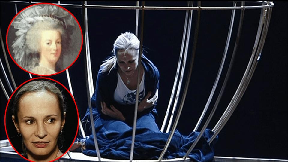 Video VIP zprávy: Monika Absolonová hraje Marii Antoinetu. Podívejte, jestli je jí podobná