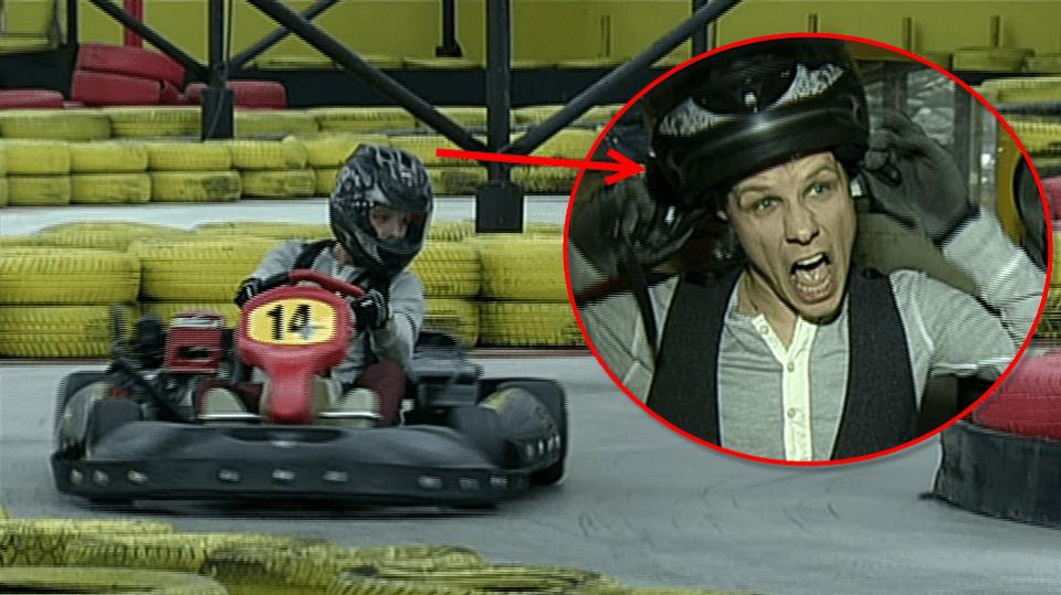 Video VIP zprávy: Motokáry jsou dobrá relaxace