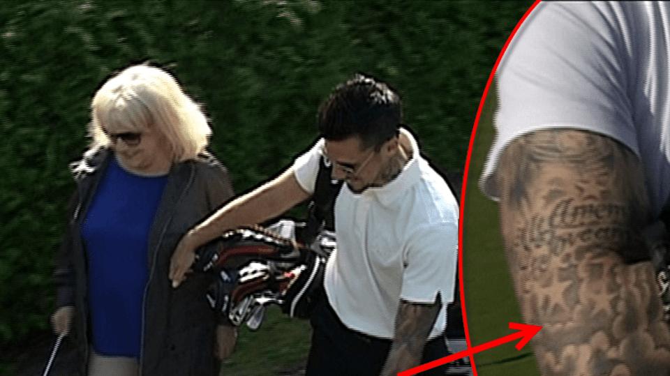 Video VIP zprávy: Vnuk Ivy Huttnerové je úspěšný (a také nejpotetovanější) golfista