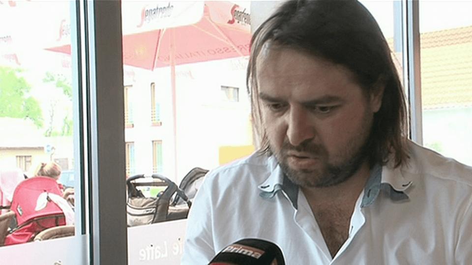 Zdeněk Macura před rokem a dnes - Zdeněk se dozvídá o smrti Ivety Bartošové