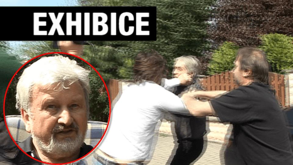 Video VIP zprávy: Psychiatr vidí bitky mezi Rychtářem a Macurou hlavně jako chlapskou rivalitu