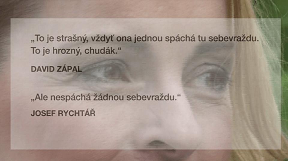 Video VIP zprávy: Josef Rychrář si byl zpočátku jistý, že má zdravotní stav zpěvačky naprosto pod kontrolou