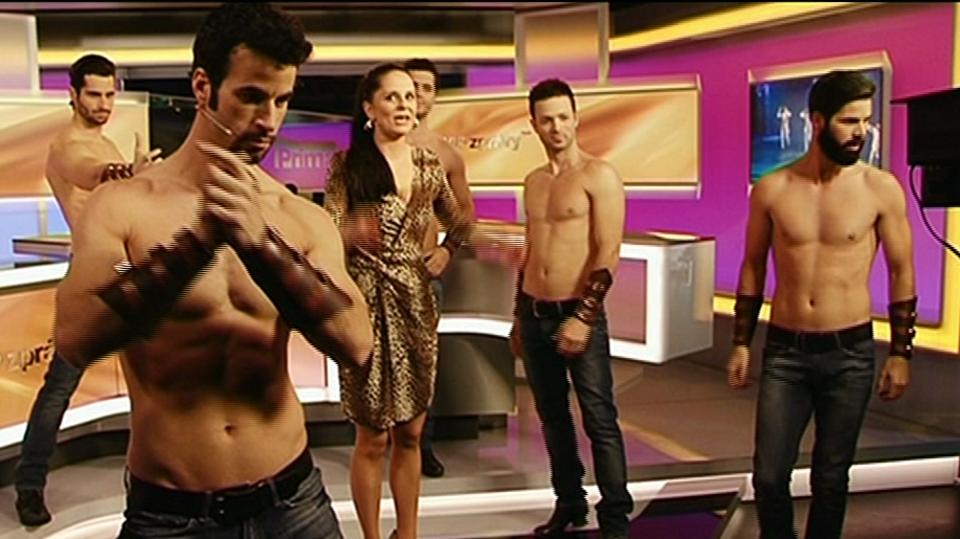 Video VIP zprávy: Španělští bratři-tanečníci jsou zase v Čechách