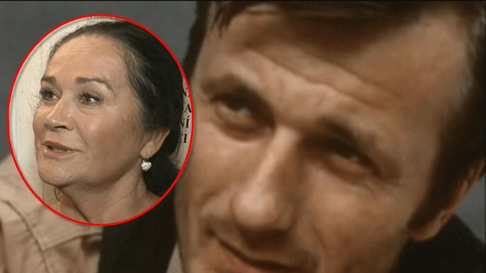 Video VIP zprávy: Urnu s popelem Radka Brzobohatého má jeho žena hana Gregovová stále ještě doma