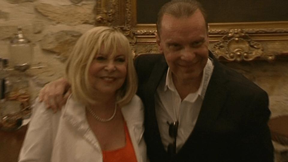 Video VIP zprávy: Štefan Margita a Hana Zagorová mají šťastné dlouholeté manželství