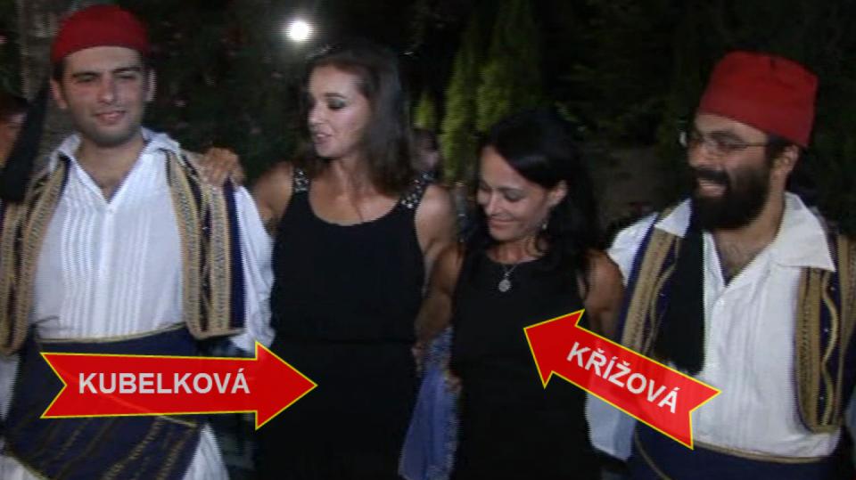 Video VIP zprávy: Herečky ze seriálu Cesty domů si spolu - jako již tradičně - vyrazily do Řecka