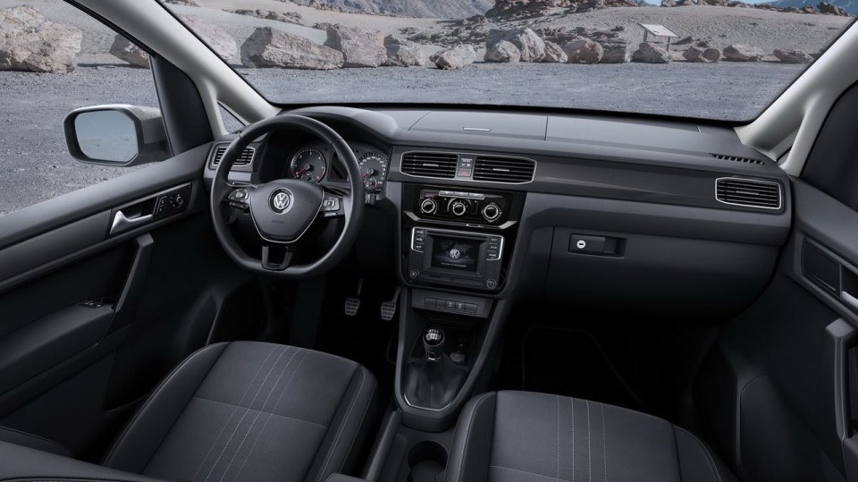 Volkswagen Caddy Alltrack - Obrázek 5