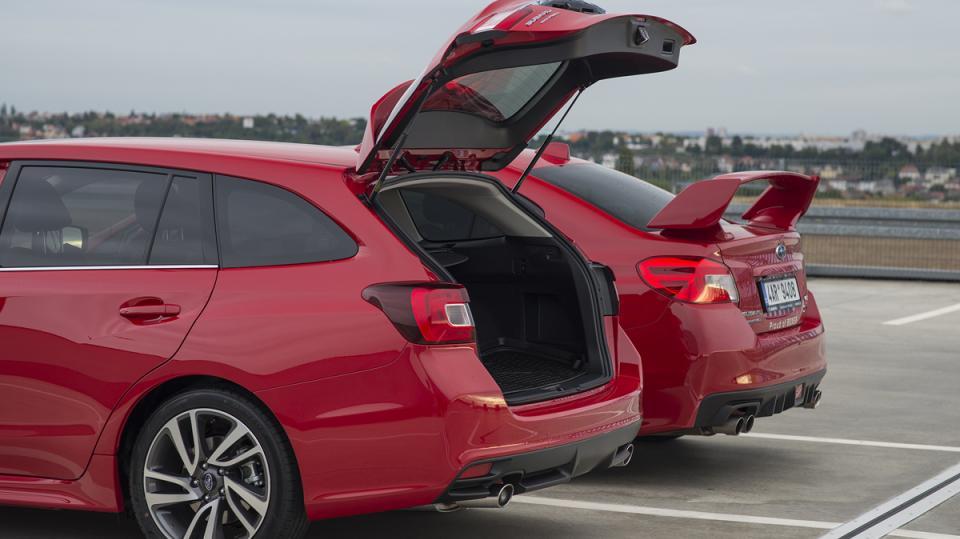Subaru Levorg poprvé v Česku - Obrázek 4