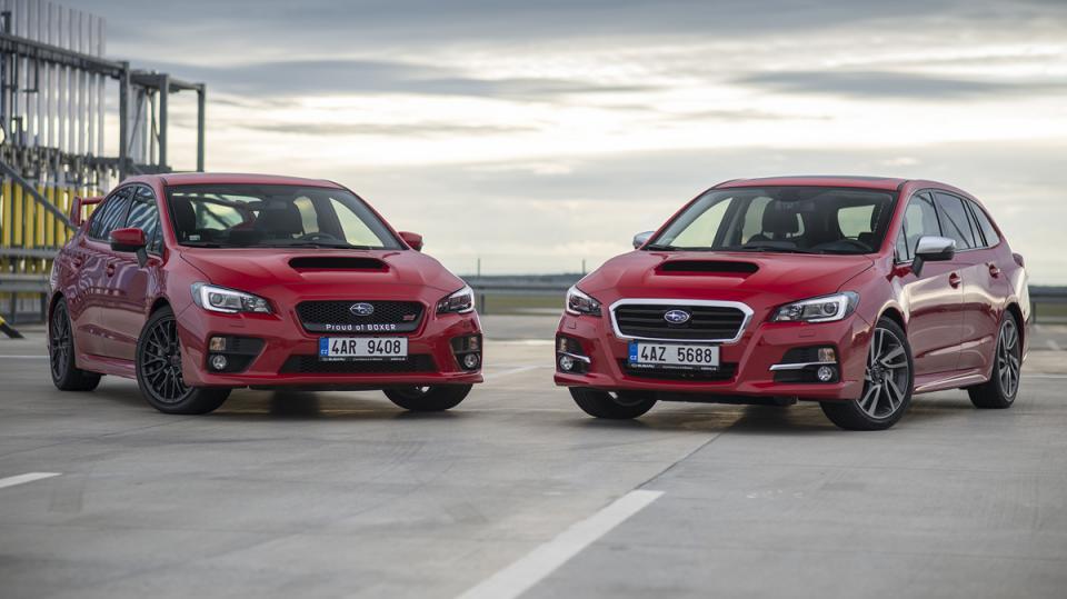 Subaru Levorg poprvé v Česku - Obrázek 5