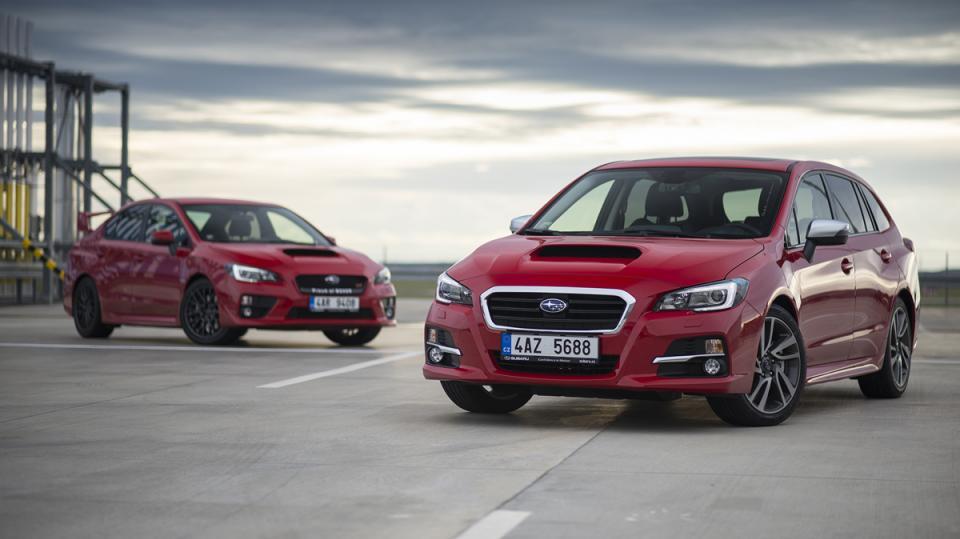 Subaru Levorg poprvé v Česku - Obrázek 6