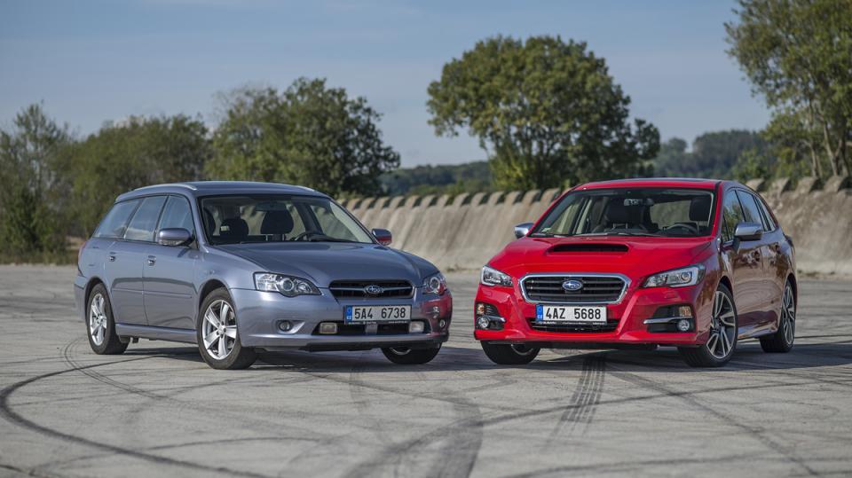 Subaru Levorg poprvé v Česku - Obrázek 10