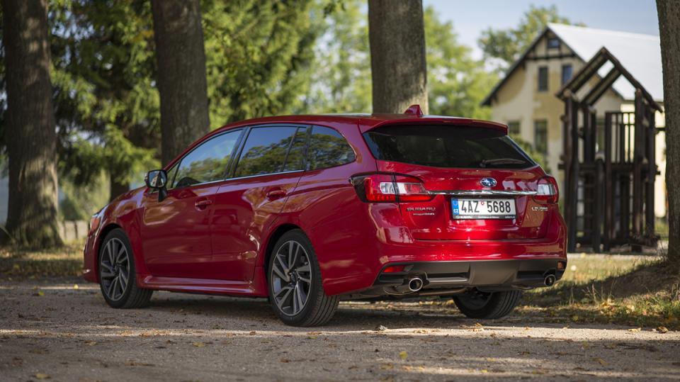 Subaru Levorg poprvé v Česku - Obrázek 13