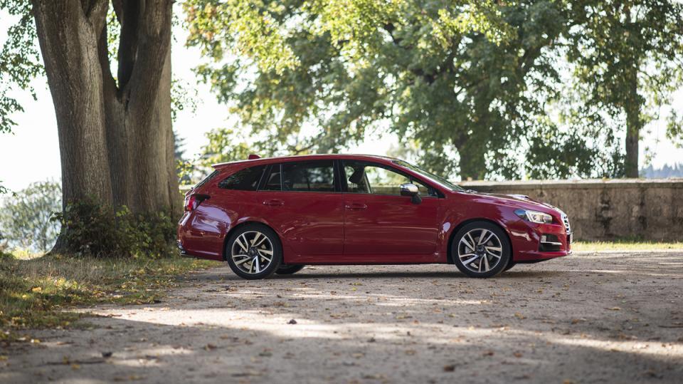 Subaru Levorg poprvé v Česku - Obrázek 14