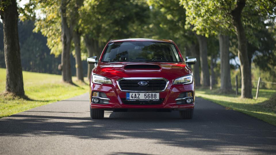 Subaru Levorg poprvé v Česku - Obrázek 15