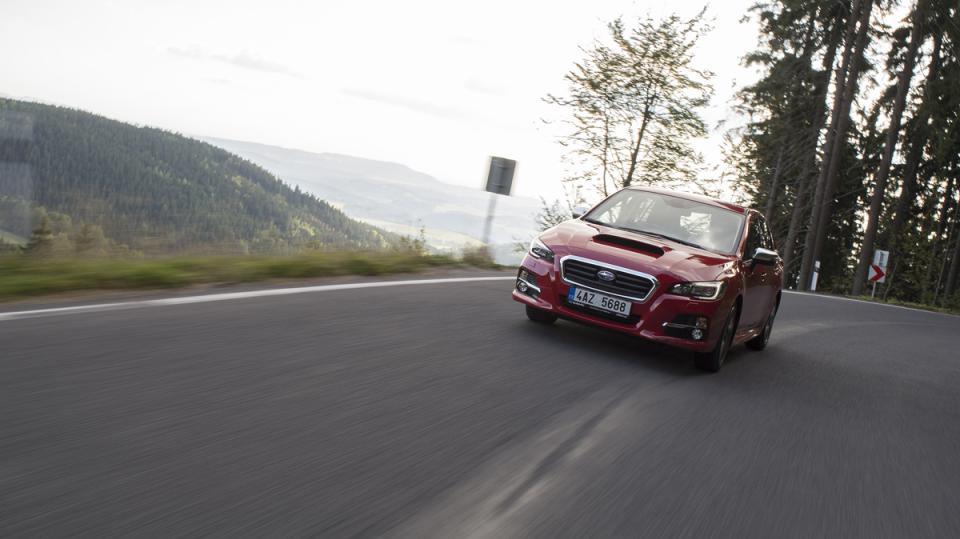 Subaru Levorg poprvé v Česku - Obrázek 20