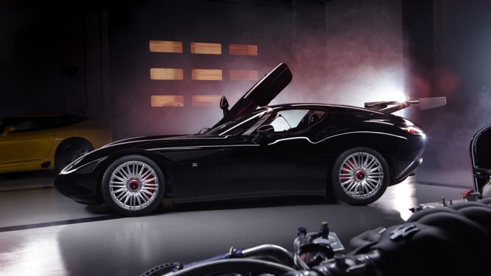 Maserati Mostro Zagato a