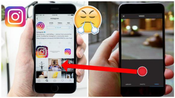 Instagram chce, abyste přehrávali videa se zvukem