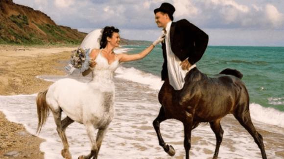 Vítejte na ruské svatbě