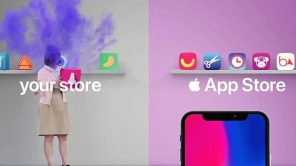 Apple láká uživatele Androidu na své iPhony