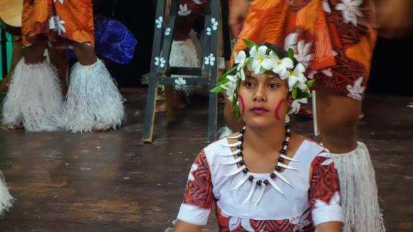Cestování po ostrově Samoa