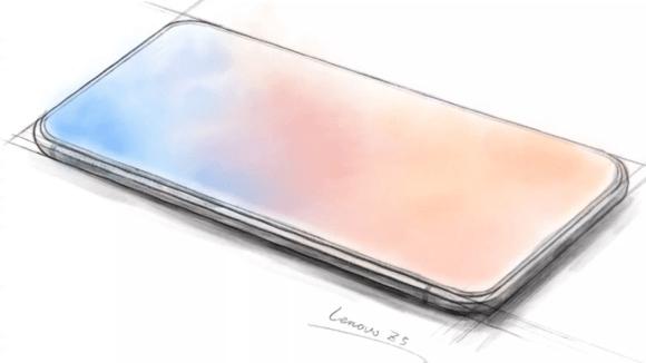 Lenovo slibuje první skutečně bezrámečkový telefon
