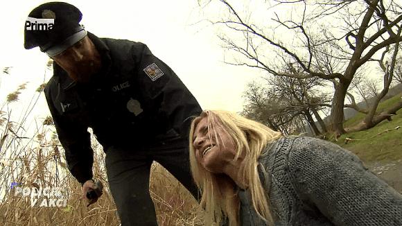 Vyhrožování sebevraždou - Policie v akci