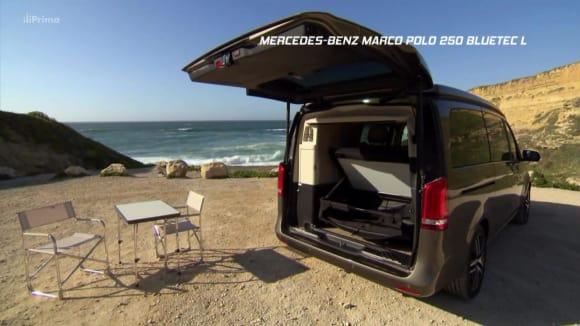Mercedes-Bnez Marco Polo 250D Bluetec L