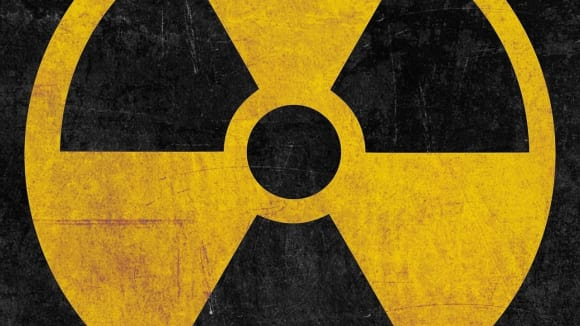 Pozor radiace