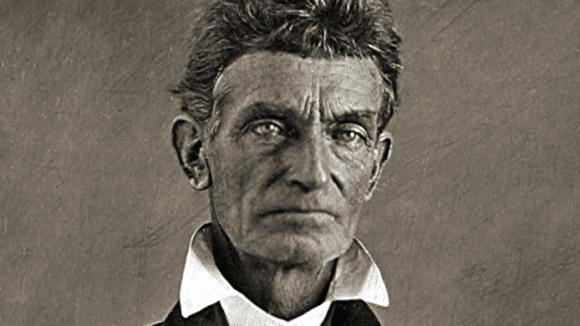 Daguerotypie (fotografická technika) Johna Browna