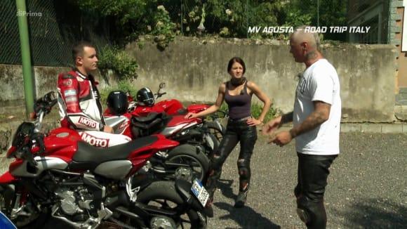 MV Agusta - Road Trip Italy
