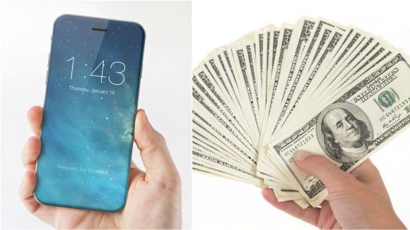 Cena iPhone 8