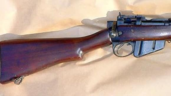 Lee-Enfield No. 4 Mk.