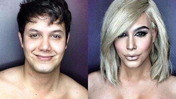 Stačí jen kouzla s make-upem a kvalitní paruka.