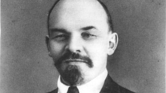 Lenin ve Švýcarsku
