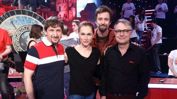 V týmu Jana Dolanského budou o body bojovat David Křížek, Lucie Výborná a Antonín Procházka.
