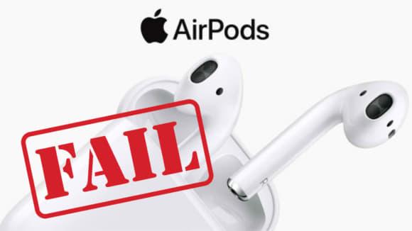 Nová sluchátka Apple AirPods jsou v nedohlednu...