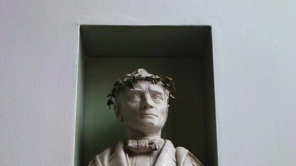 Busta J. E. Purkyně na Pedagogické fakultě Univerzity Karlovy v Praze