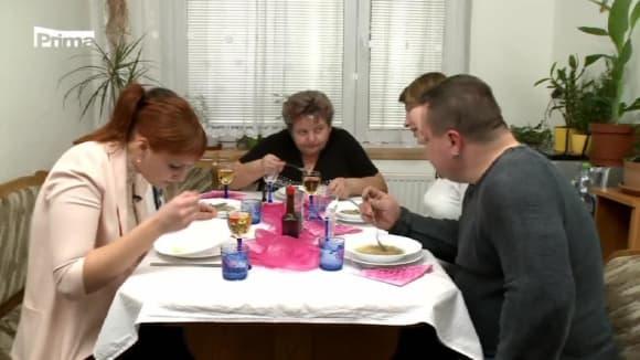 Hosté u Marušky - Prostřeno!