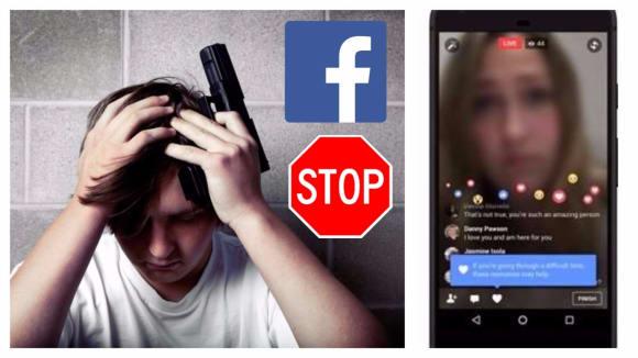 Umělá inteligence Facebooku chce zabránit sebevraždám
